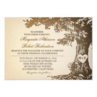 Compra tus invitaciones de boda con diseños rústicos en la gran selección de Zazzle.