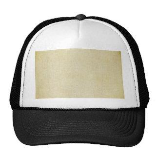 Viejo fondo del papel del vintage gorras