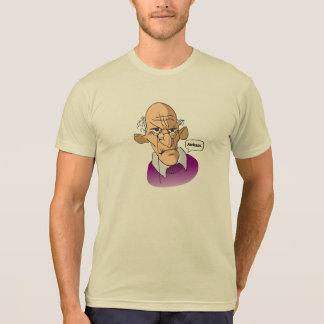 "Viejo hombre gruñón ""Jackass"". Camiseta"