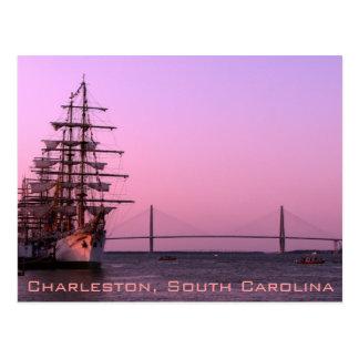 Viejo y el nuevo en Charleston Postal