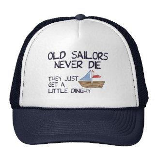 Viejos marineros gorro de camionero