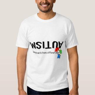 Viendo el mundo de un diverso ángel (PP2) Camiseta