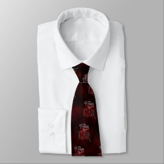 Viernes el décimotercero corbatas personalizadas