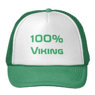 Viking 100% gorras
