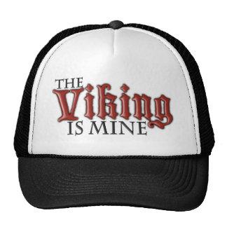 Viking es el mío gorro