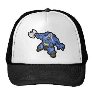 Viking maldecido gorras de camionero