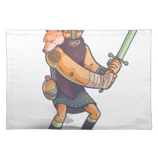 Viking Salvamanteles