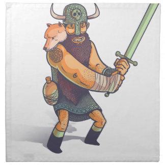 Viking Servilleta De Tela