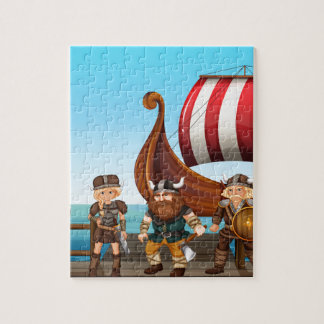 Vikingos Puzzle