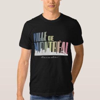 Ville De Montreal Camisas