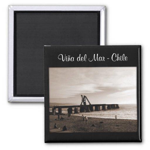 Viña del Mar - Chile Iman De Frigorífico