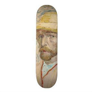 Vincent van Gogh - autorretrato Monopatín Personalizado