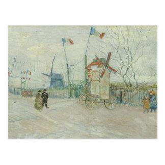 Vincent van Gogh - DES Deux Freres de la callejón Postal
