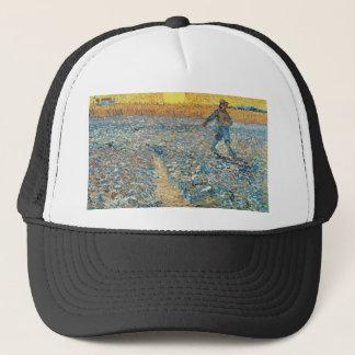 Vincent van Gogh el arte de la pintura del Gorra De Camionero