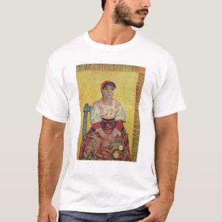Vincent van Gogh el | el italiano: Agostina Camiseta