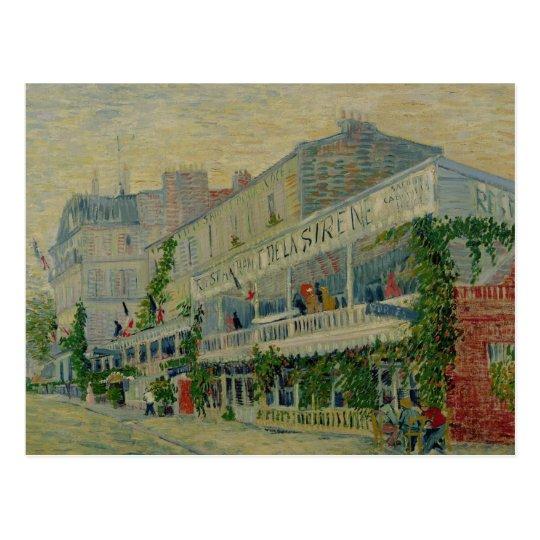 Vincent van Gogh el | Restaurant de la Sirene Postal