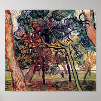 Vincent van Gogh - estudio de la bella arte de los