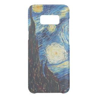 Vincent van Gogh hermoso la noche estrellada Funda Para Samsung Galaxy S8 De Uncommon