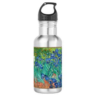 VINCENT VAN GOGH - iris 1889 Botella De Agua