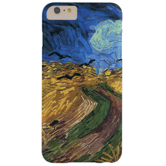 Vincent van Gogh-Wheatfield con los cuervos Funda Barely There iPhone 6 Plus