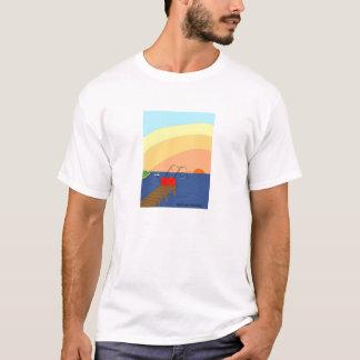 Vinculación del hidrógeno camiseta
