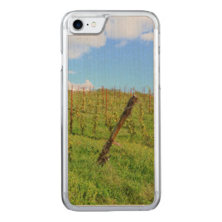 Viñedo toscano funda para iPhone 8/7 de carved