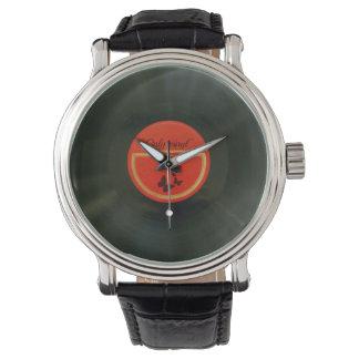 Vinilo Reloj De Mano