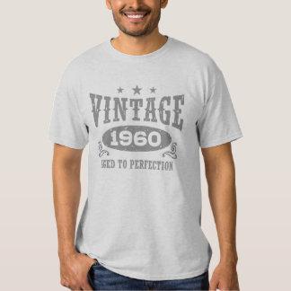 Vintage 1960 camiseta