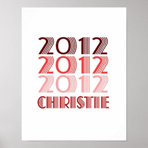 VINTAGE 2012 DE CHRISTIE IMPRESIONES
