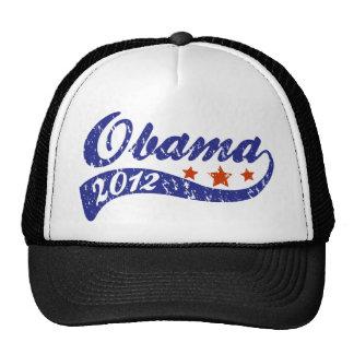 vintage 2012 de obama gorro