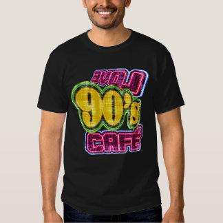 Vintage #2 - camiseta del café de los años 90 del
