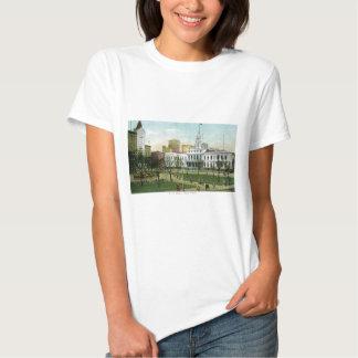 """Vintage """"ayuntamiento"""" Nueva York Camisas"""