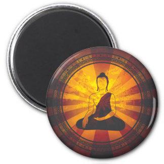 Vintage Buda Iman De Nevera