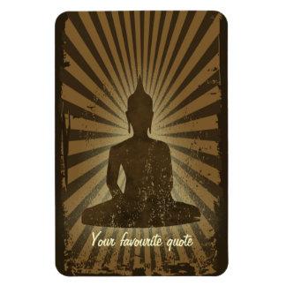 vintage Buda Imanes Flexibles