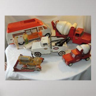 Historia del juguete Vintage Tonka