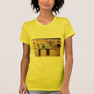 vintage Chinatown Camisas