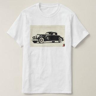 vintage classic car camisas