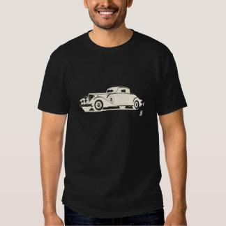 vintage classic car poleras camisetas