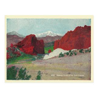 Vintage Colorado Postal