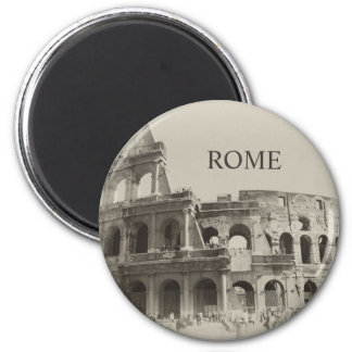 Vintage Colosseum - Roma de gladiadores Imanes