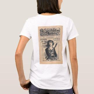 Vintage cómico de la moneda de diez centavos camiseta
