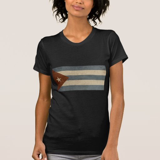 Vintage Cuba Camiseta