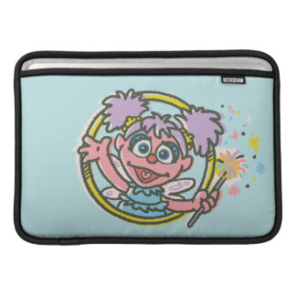 Vintage de Abby Cadabby Funda Para MacBookAir