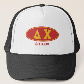 Vintage de la ji el | del delta gorra de camionero