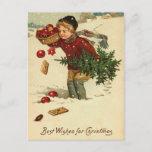 vintage de Navidad