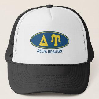 Vintage de Upsilon el | del delta Gorra De Camionero