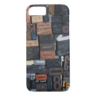 vintage del caso del iPhone Funda iPhone 7