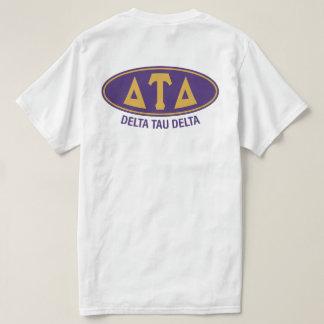 Vintage del delta el | del Tau del delta Camiseta