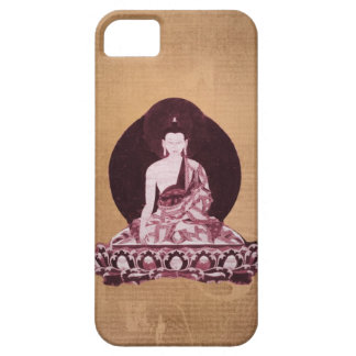 Vintage del Grunge de Shakyamuni Buda iPhone 5 Case-Mate Funda