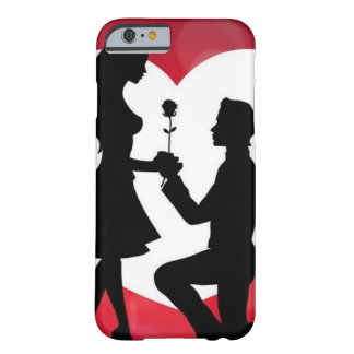 Vintage: El día de San Valentín - Funda Barely There iPhone 6